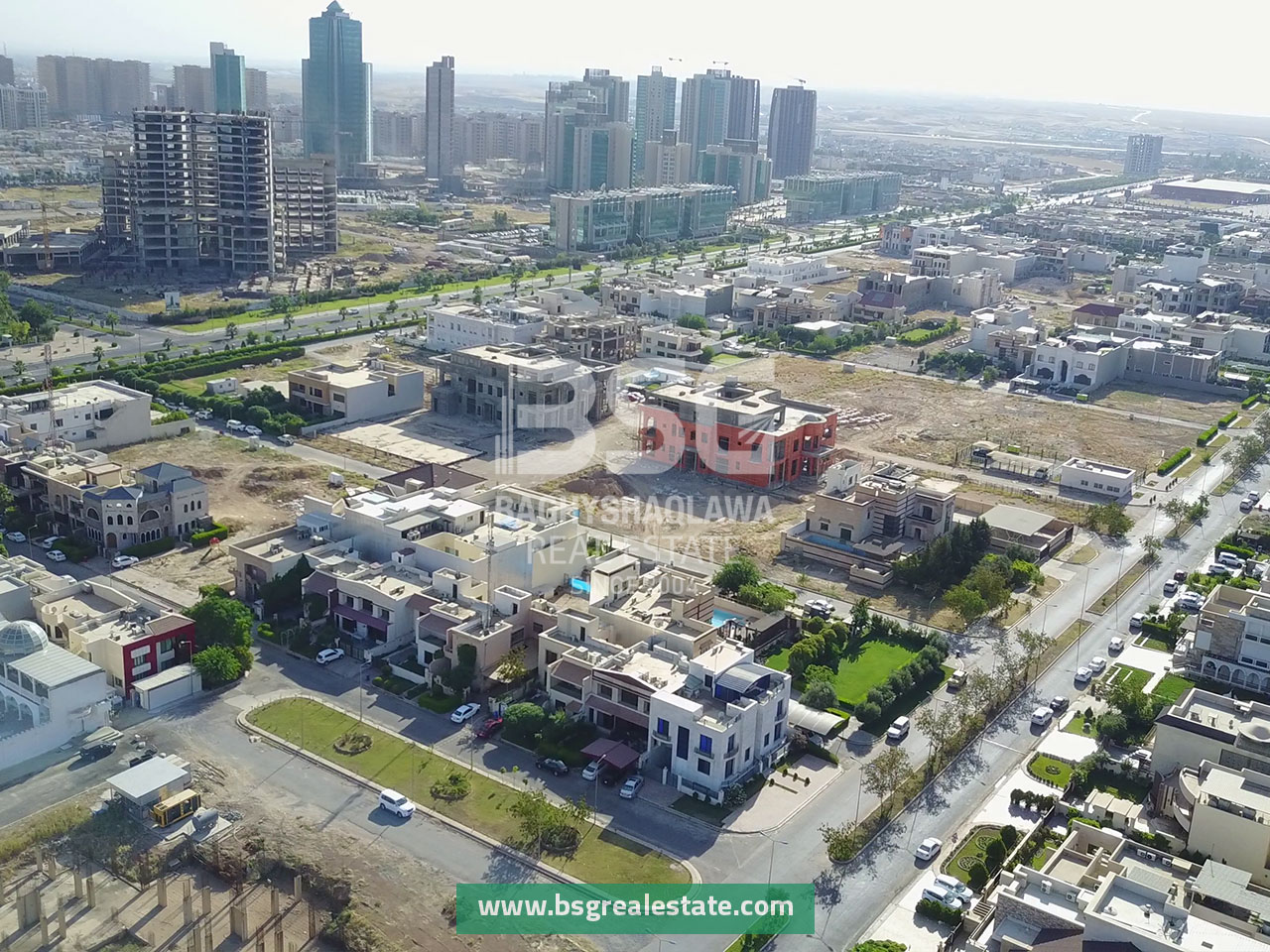 Dream City Projects Baghy Shaqlawa Real Estate Company